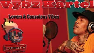 Vybz Kartel Best Of Conscious & Lovers Mixtape Mix By Djeasy
