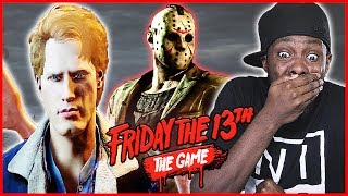 THE ULTIMATE BETRAYAL! - Friday The 13th Gameplay Ep.19