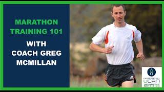 Marathon Training 101 With Coach Greg McMillan