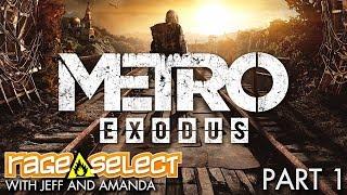 Metro Exodus - The Dojo (Let's Play) - Part 1