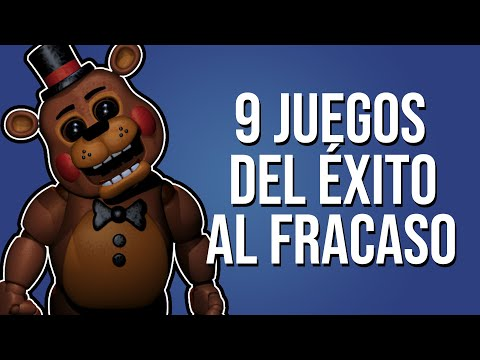 9 VIDEOJUEGOS QUE PASARON DEL ÉXITO AL FRACASO