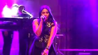 Anggun Intro+A Rose in the wind Pontedera 23 Giugno 2018 by Mario Zema