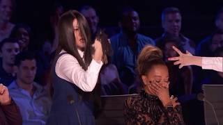 NEW: The Sacred Riana's New Performance and Voting Information/America's Got Talent 8/21/2018