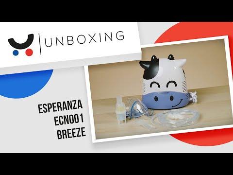 Bērnu inhalators Esperanza ECN001 Breeze cena un informācija   Jaundzimušo aprūpes preces   220.lv