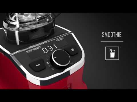 YouTube ProBlender 880L rosso