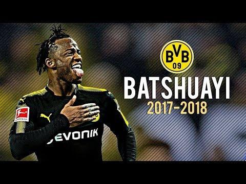 Michy Batshuayi- Goals, Skills and Assists- 2018