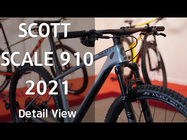 Видео Велосипед Scott Aspect 910 Navy Blue