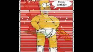 Happy Birthday - Arrogant Worms