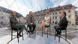 """TV-Talk @Welt Kultur Thüringen über """"Weltmusik"""", Identität und den UNESCO-Lehrstuhl für Tr"""