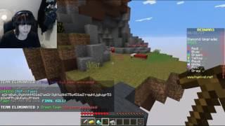 Minecraft BED WARS