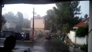 Шторм в Одессе 7.08.2016