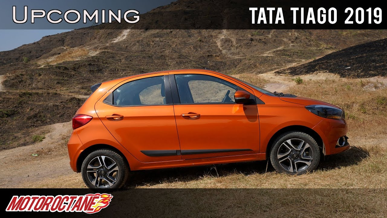 Motoroctane Youtube Video - Tata Tiago Facelift 2019 | Hindi | MotorOctane