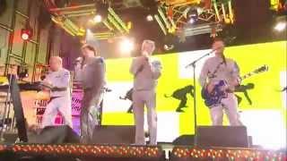 What We Do - DEVO live on Jimmy Kimmel 04/20/14
