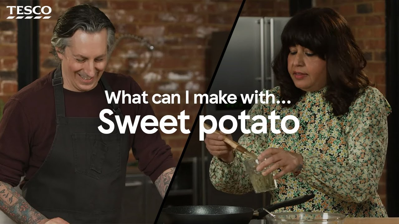 What can I make with sweet potatoes?