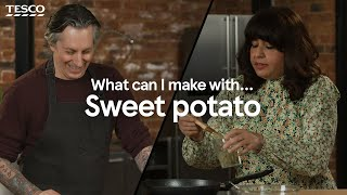 What can I make with... Sweet potato