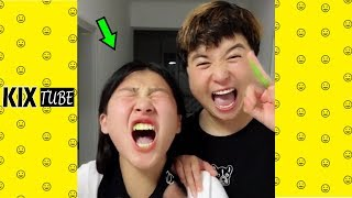 Watch keep laugh EP378 ● The funny moments 2018