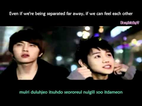 JunHyung  & YoSeob (Beast B2ST) - Thanks To MV [ENG SUB]