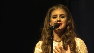 YOU'RE MY WORLD - CILLA BLACK performed by KATIE CLARK at TeenStar Talent Competition Grand Final