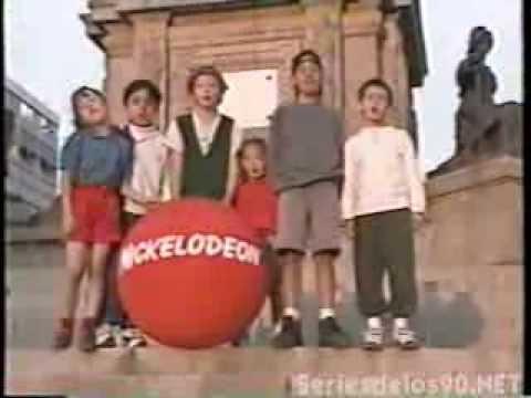 Nickelodeon te conecta a tu mundo - Seriesdelos90.NET