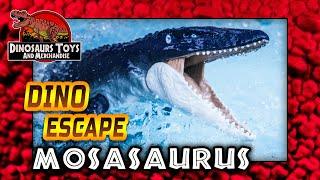 JURASSIAC WORLD | Mosasaurus  | Dino Eascape Review [Deutsch|German]