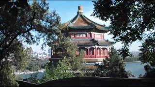 Video : China : The main palace at the Summer Palace 颐和园, BeiJing