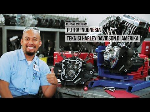 mp4 Teknisi Harley Davidson Asal Indonesia, download Teknisi Harley Davidson Asal Indonesia video klip Teknisi Harley Davidson Asal Indonesia