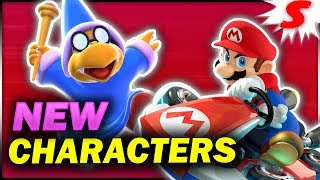 5 NEW Characters That Should Be Added to Mario Kart 8 Deluxe