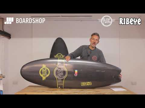 Surfworx Ribeye Hybrid Surfboard Review