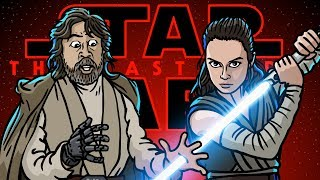 Download Youtube: Star Wars The Last Jedi Trailer Spoof - TOON SANDWICH