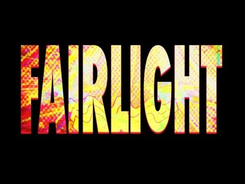 Eugene McGuinness - Fairlight (Lyric Video)