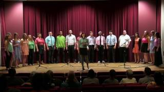 Chandelier - The AU Naturales -Twisted Measure Cover (Spring 2017 Concert)