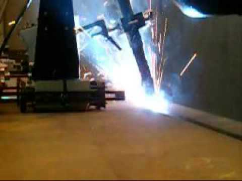 Trackless Fillet Welding Carriage - Moggy®