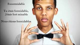 Formidable Lyrics  Stromae