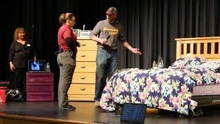 Exhibit helps parents find drugs in their teen's bedroom