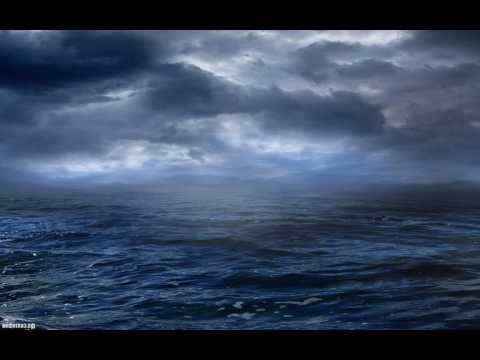 Шум моря и звуки сверчков