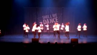 """Pop Drop & Roll"" Choreography,  Music : (feat. Lisette Bustamante)"" by Chonique Sneed"