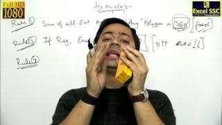 IMPORTANT: Geometry POLYGON RULES - SSC CGL Preparation Tutorials