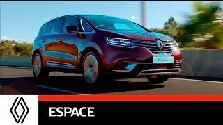 Nuevo Renault ESPACE   4CONTROL Trailer