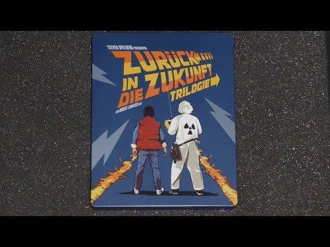 Zurück in die Zukunft - Trilogie (Limited Jubiläumsedition Steelbook)