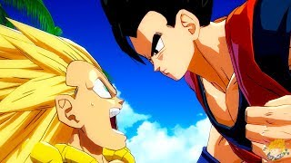 Dragon Ball FighterZ - Gotenks Insults & Triggers Everyone Funny Moments & More【60FPS 1080P】