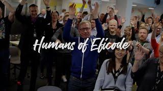 Humans of Eficode - Trailer