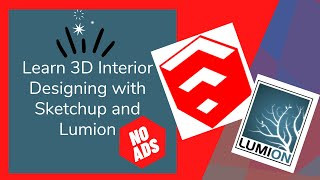 Learn 3D Interior Designing with Sketchup and Lumion - Interior design - Learning Ninja