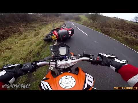MOTORCYCLE CRASHES COMPILATION & MOTO FAILS    CLOSE CALLS  Ep#01 