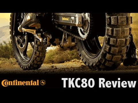 Continental TKC 80 Review Best Adventure Bike Tire Hands Down