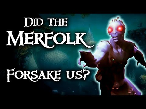 DID THE MERFOLK FORSAKE US? // SEA OF THIEVES - Nasty mermaids!
