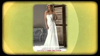 Chiffon Wedding Dress.mp4