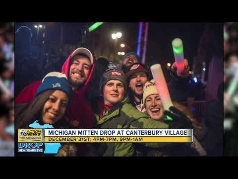Michigan Mitten Drop at Canterbury Village