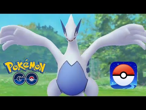 POKEMON GO CATCHING LUGIA! WIN OR FAIL?