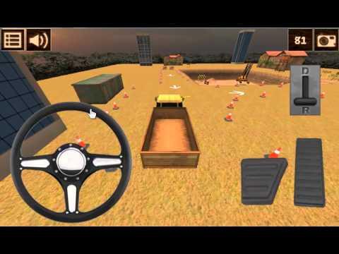 Vídeo do Truck Parking 3D