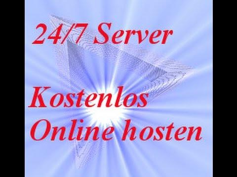 Minecraft Server Mit Slots Kostenlos Online Hosten GermanHD - Eigenen minecraft server erstellen kostenlos ohne hamachi 1 9 deutsch